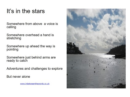Its in the stars